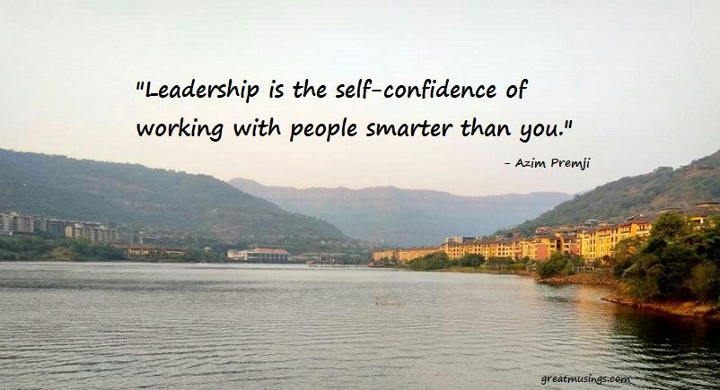 Azim Premji on Leadership