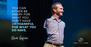 10 Best Quotes Of Nick Vujicic To Help You Believe In Yourself
