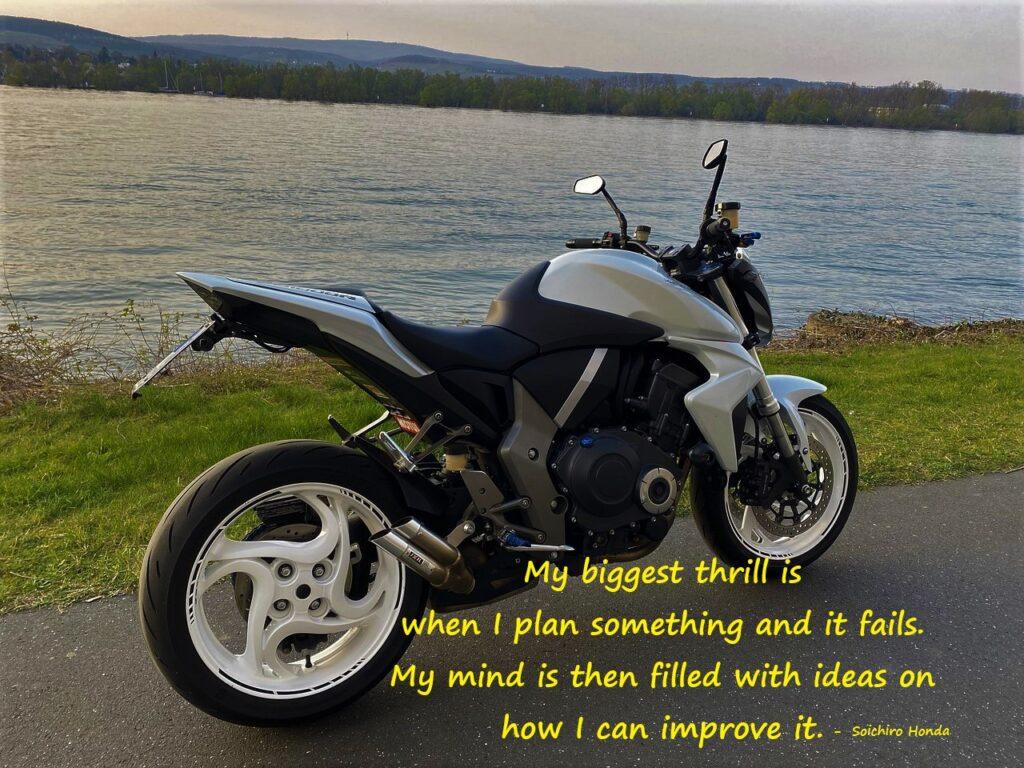 Soichiro Honda 's Quote