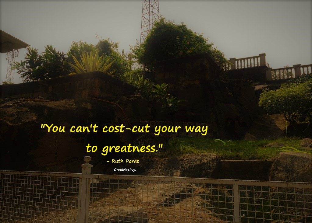 quote by Ruth Porat on nature pic