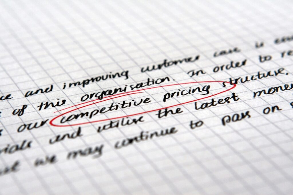 How to find your business competitors