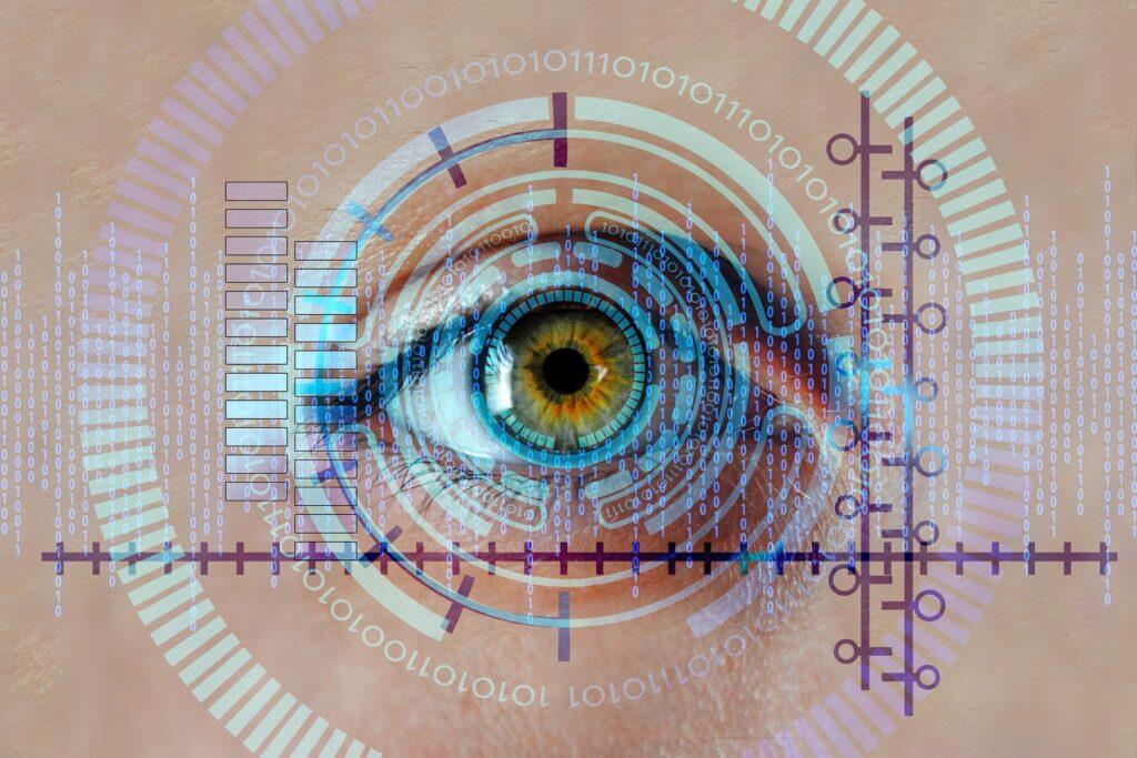 Biometric Authentication using Iris